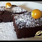 recette Gateau au chocolat Minute (Micro-ondes)