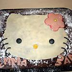 Gâteau alsacien chocolat noisette