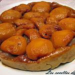 recette Tarte tatin aux néctarines