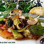 recette Ratatouille de Yves