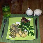 recette salade liégeoise (plat du peuple à liège)