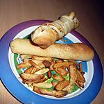 recette Hot dog revisité