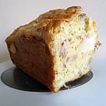 recette Cake thon oignons