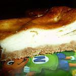 recette Premier cheese cake