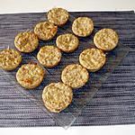 recette muffins au thon (régime)
