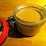 recette Pâte à tartiner chocolat blanc/noisettes