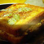 recette pour sisi!! croque -monsier italiens