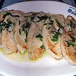 recette Plancha d'espadon à l'ail, citron et menthe