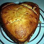 recette L'AMANDIN avec ou sans poire