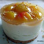 recette Petite crème bergamote-mirabelles façon entremets