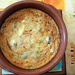recette * Clafoutis de ratatouille *