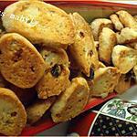 recette fekkas marocain ..pour café et apéritif...(very easy)