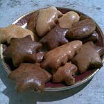 recette Mes petits Bachkito du Dimanche (Petit beurre)