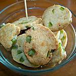 recette Biscuits apéritif aux fromages