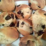 recette A mi-chemin du cookie et de la briochette aux pépites de chocolat !