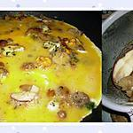 recette omelette sylvestre