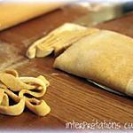 recette pâtes fraiches maison