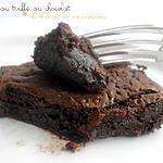 recette Gâteau Truffé au Chocolat & Beurre de Cacahuètes