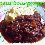 recette boeuf bouguignon