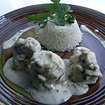 recette filet de truites sauce a l'oseille