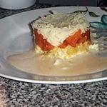 recette *Risotto de riz basmati avec ses légumes*