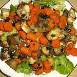 recette Salade végétarienne au pistou