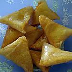 recette Briouats aux amandes et au miel ( 24 pièces )
