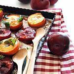 recette Prunes rôties