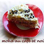recette moka au café et noix