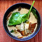 Soupe de crabe à la goyave