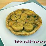 recette tatin café-banane