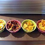 recette Chips sans matière grasse. Si, c'est possible!!!!!