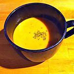 recette Potage Carottes & Boursin Poivres