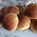 recette pain à l'huile d'olive