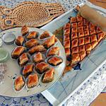 recette Variante de la baklawa rapide
