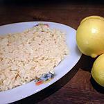 recette Riz au citron