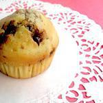 recette Muffins aux Noix & Chocolat au Lait au Caramel