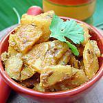 recette Recette indienne végétarienne Jeera Aloo