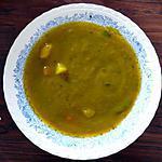 recette Soupe multi-légumes