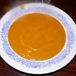 recette Velouté de carottes au boursin