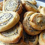 recette escargots de pavot