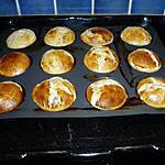 recette muffins sirop de framboise (siirop tesseire sans sucre)