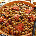 recette olives au pesto et tomates sechées