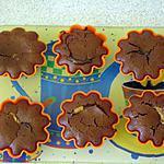 recette Fondant Chocolat au coeur de Speculoos