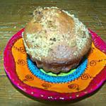 recette Muffins au pralin et au nutella