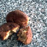 recette MUFFINS MIEL ET NOIX DE PECAN
