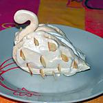 Cygne meringue et mascarpone