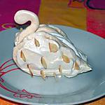 recette Cygne meringue et mascarpone