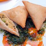 recette Samosas aux legumes