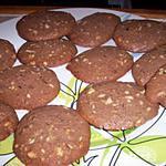 recette SABLES AU NUTELLA ET AUX NOISETTES